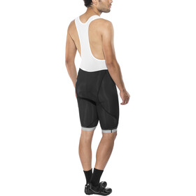 Shimano Aspire Bib Shorts Men black/white